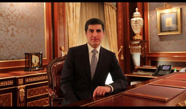 نيجرفان بارزاني يؤدي اليمين الدستورية رئيسا لكردستان