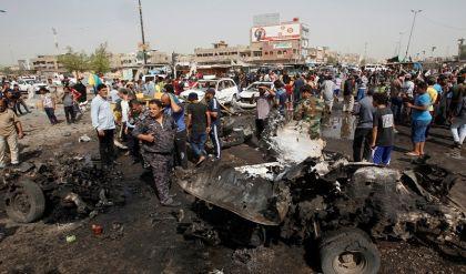 518 قتيلاً وجريحا من المدنيين ضحايا العنف والارهاب في العراق في تموز