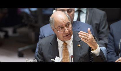 الجنابي يطالب دول الجوار باحترام حصة العراق المائية