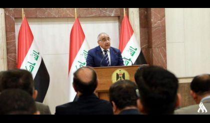 عبد المهدي ينفي طلب واشنطن من بغداد حل قوات الحشد الشعبي