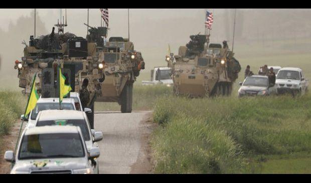 انسحاب لمعدات التحالف الدولي من سوريا
