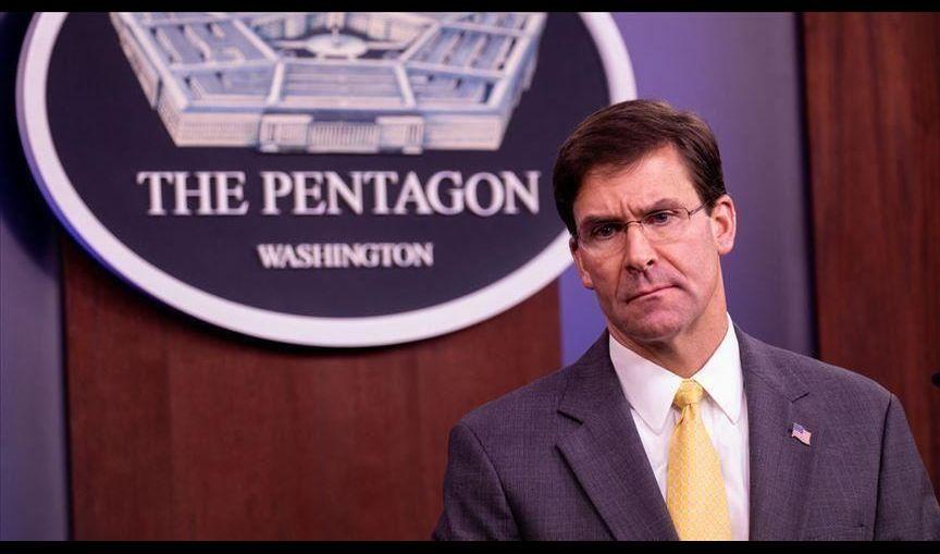 وزير الدفاع الامريكي: سننقل الألف جندي من سوريا إلى غربي العراق