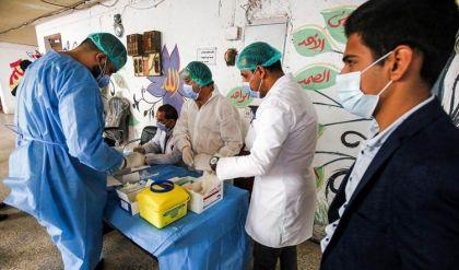 العراق.. تسجيل 5368 إصابة و33 حالة وفاة جديدة بفيروس كورونا