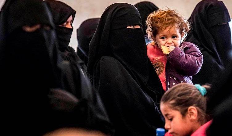 الأمم المتحدة تطالب الحكومات بإعادة أطفالهم من مخيم الهول إلى أوطانهم