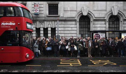 القهوة وقودا للحافلات في لندن
