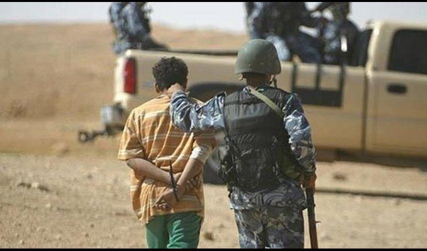 القبض على مسؤول الدفاع الجوي لـ(داعش) شرق الموصل