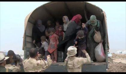 الامم المتحدة تحذر: الموت يهدّد حياة 100 ألف طفل غرب الموصل
