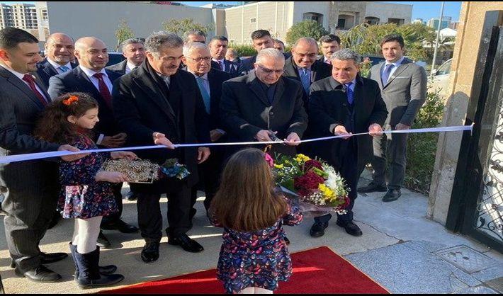 وزير الخارجية يفتتح قسمين قنصليّين في أربيل والسليمانية