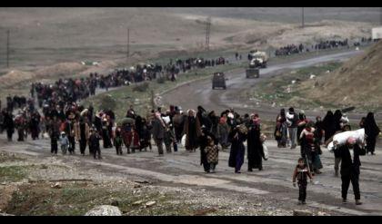 حقوق الإنسان: هجرة عكسية من نينوى الى الإقليم بسبب الوضع الأمني