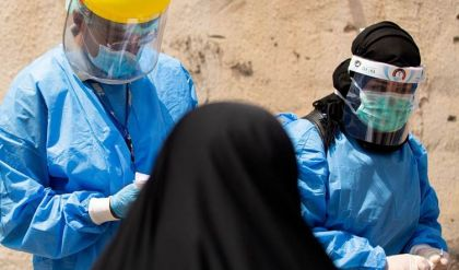 تسجيل 3248 إصابة و23 وفاة بفيروس كورونا في العراق