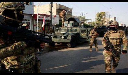 الاستخبارات العسكرية تقبض على اثنين من الارهابيين جنوب الموصل