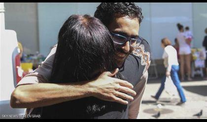 شاب مصري يصبح بطلا قوميا في البرازيل