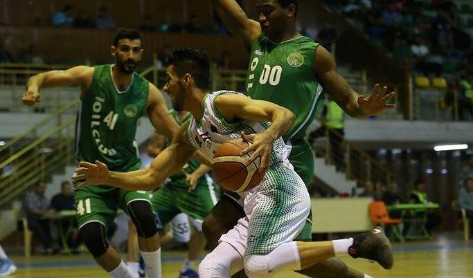 دوري السلة العراقي يشتعل في أدواره الاخيرة