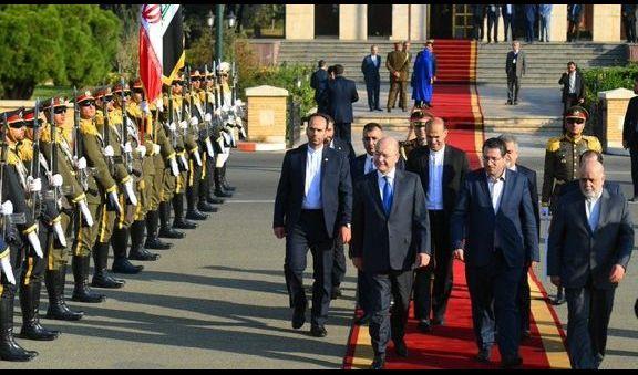 العراق سيتعاون للتقليل من توترات المنطقة