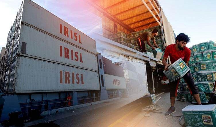 العراق ثاني المستوردين.. صادرات إيران تتجاوز الـ 34 مليار دولار خلال عام