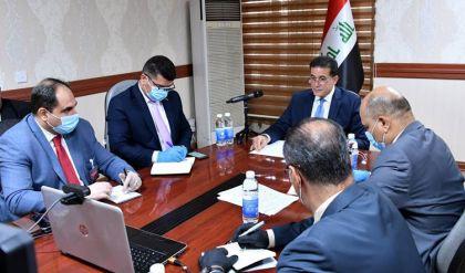 العراق وتركيا يبحثان استئناف العمل بمنح