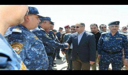 الجبوري للقادة الامنيين بالموصل: ندرك تماما تعقيدات المعركة واساليب العدو اللاانسانية