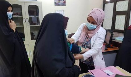 العراق.. تسجيل 5634 إصابة و74 حالة وفاة جديدة بفيروس كورونا