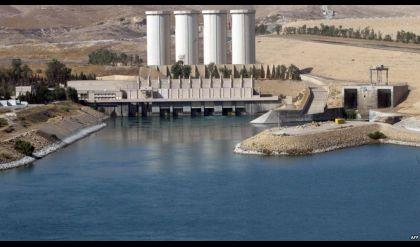 سد الموصل بمأمن والشركة الايطالية وصلت الى مراحل متقدمة بعملها