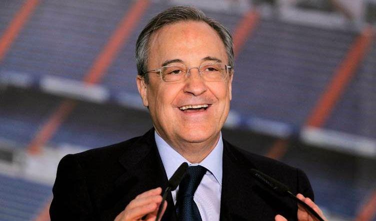 إصابة رئيس نادي ريال مدريد بفيروس كورونا