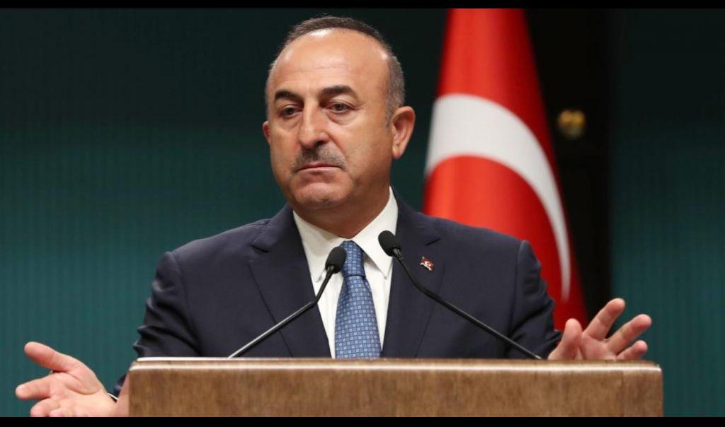 وزير الخارجية التركي: نريد ان يصبح العراق حلقة وصل بين الخليج وأوروبا