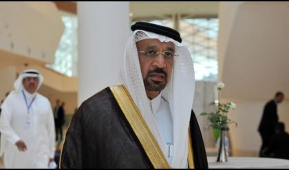 وزير النفط السعودي في بغداد لبحث تخفيض الانتاج ورفع الاسعار