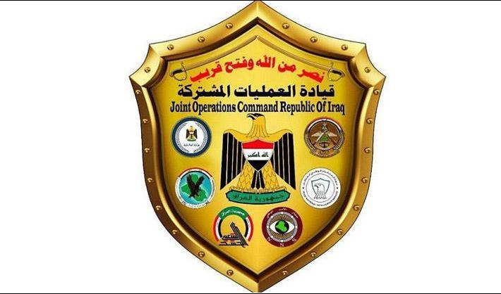 العمليات المشتركة تعلن مقتل واصابة 5 منتسبين في ساحة مظفر بمدينة الصدر