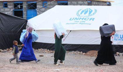 عدد اللاجئين والنازحين في العالم يبلغ مستوى قياسياً مع ثمانين مليوناً