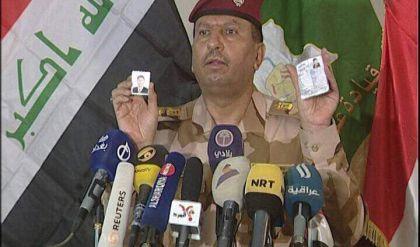 """عمليات البصرة تعلن عن احباط """"غزوة"""" ارهابية باتجاه مدينة البصرة ، وتكشف تفاصيل تفجير سيطرة الرميلة الشمالية"""