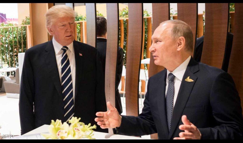 اجتماع بوتن وترامب مرجح جدا في قمة أبك
