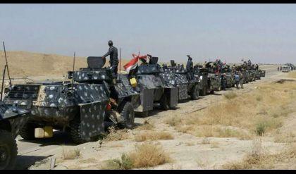 """القوات العراقية تقتل 4 قناصين وتكثف من قصف مقرات داعش بمحيط """"جامع النوري"""" بأيمن الموصل"""