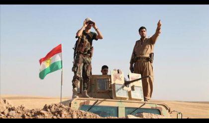 عناصر من داعش بينهم أجانب يسلمون انفسهم للبيشمركة