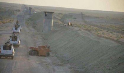 قائد عمليات الانبار : الحدود العراقية مؤمنة بالكامل ولم تسجل أي خرق أمني