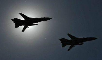 المرصد السوري: مقاتلات روسية تقصف بشكل مكثف مناطق جنوبي إدلب