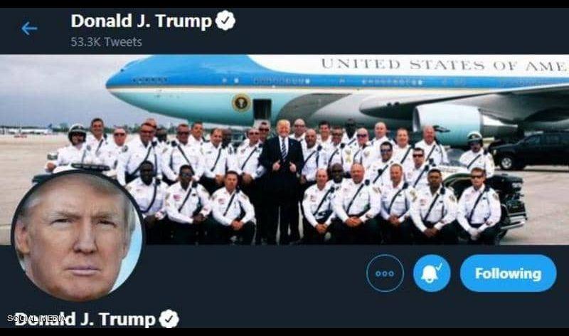 مناوشات تويتر وترامب مستمرة.. والموقع يحذف صورة نشرها الرئيس