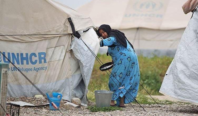 إغلاق آخر مخيمات النزوح في كركوك ومخاوف كوردية