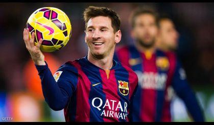 برشلونة: ميسي وافق على تمديد عقده