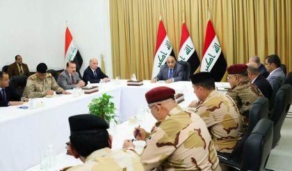 مجلس الأمن الوطني العراقي يوجه بتأمين الحدود مع سوريا وبناء مخيم لإيواء سكان