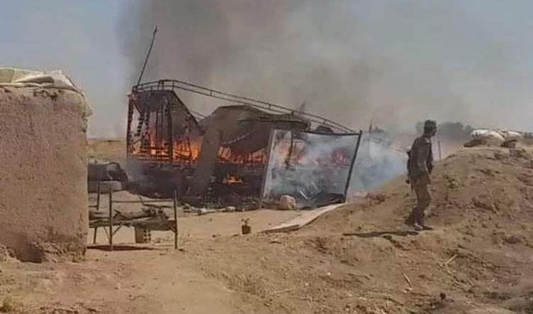 اشتباكات بين القوات الأميركية والجيش السوري في الحسكة
