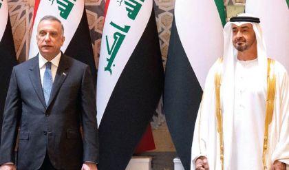 الكاظمي يدعو محمد بن زايد لحضور قمة بغداد