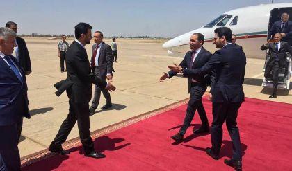 الامير علي بن الحسين في بغداد