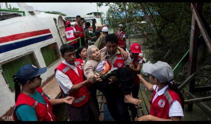 يوميات الروهينغا.. 150 منظمة في خدمة اللاجئين