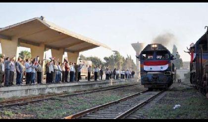 سوريا بصدد العودة لقطار دمشق بغداد طهران بكين