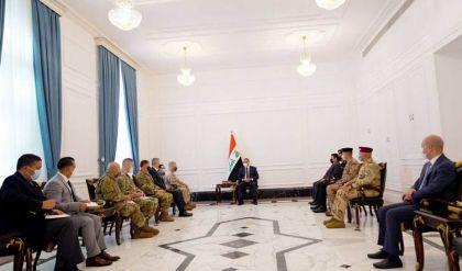 ماكنزي: تخفيض مستوى التواجد العسكري الأميركي لن يضعف من التزامنا بالعلاقة الستراتيجية مع العراق