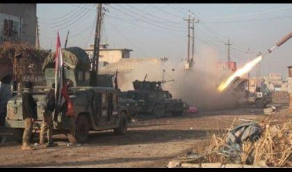 القوات الامنية تدك وكرا لداعش في مطيبيجة