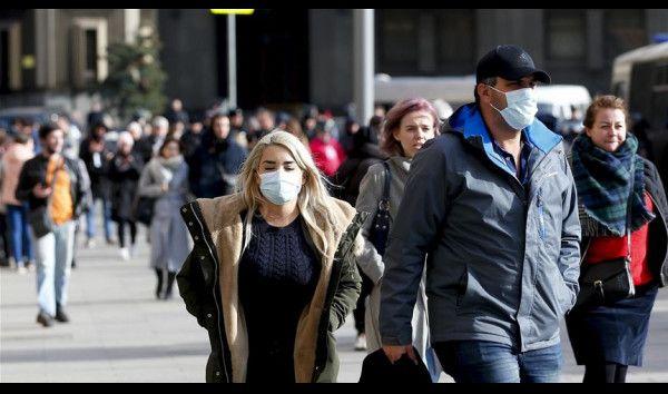 روسيا: تسجيل ارتفاع لافت بمعدل الوفيات اليومية بفيروس (كورونا)
