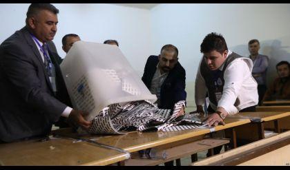 المفوضية العليا تعلن نتائج انتخابات كردستان
