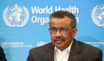 رئيس منظمة الصحة العالمية في الحجر بعد مخالطته مصاباً بفيروس كورونا