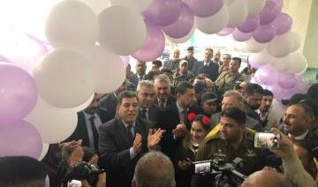 المنتجات النفطية تفتتح اربع محطات وقود في الموصل من بينها محطة الثقافة الاكبر في العراق