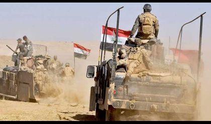 انطلاق عملية عسكرية في الجزيرة الصحراوية جنوب الموصل